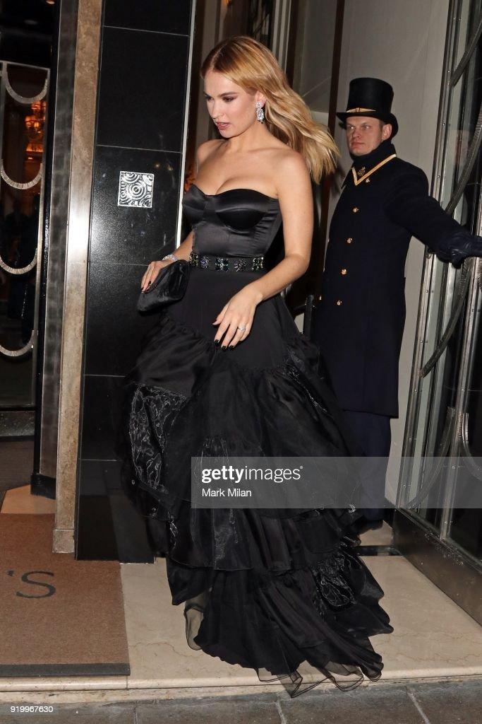 BAFTA - Celebrity Sightings - February 18, 2018