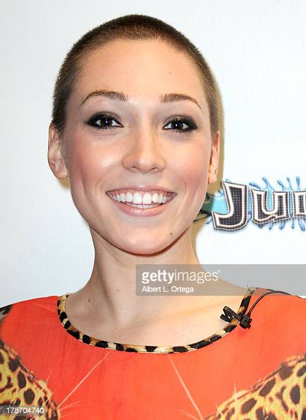 Lily Labeau participates in Porn Star Bowling for the Free Speech Coalition held at Corbin Bowl on July 28 2013 in Tarzana California