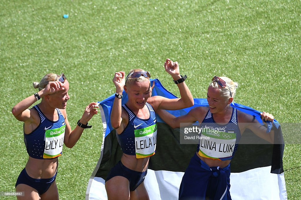 Athletics Marathon - Olympics: Day 9 : News Photo