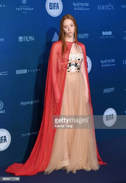 Lily Newmark attends the British Independent Film Awards held at Old Billingsgate on December 10 2017 in London England