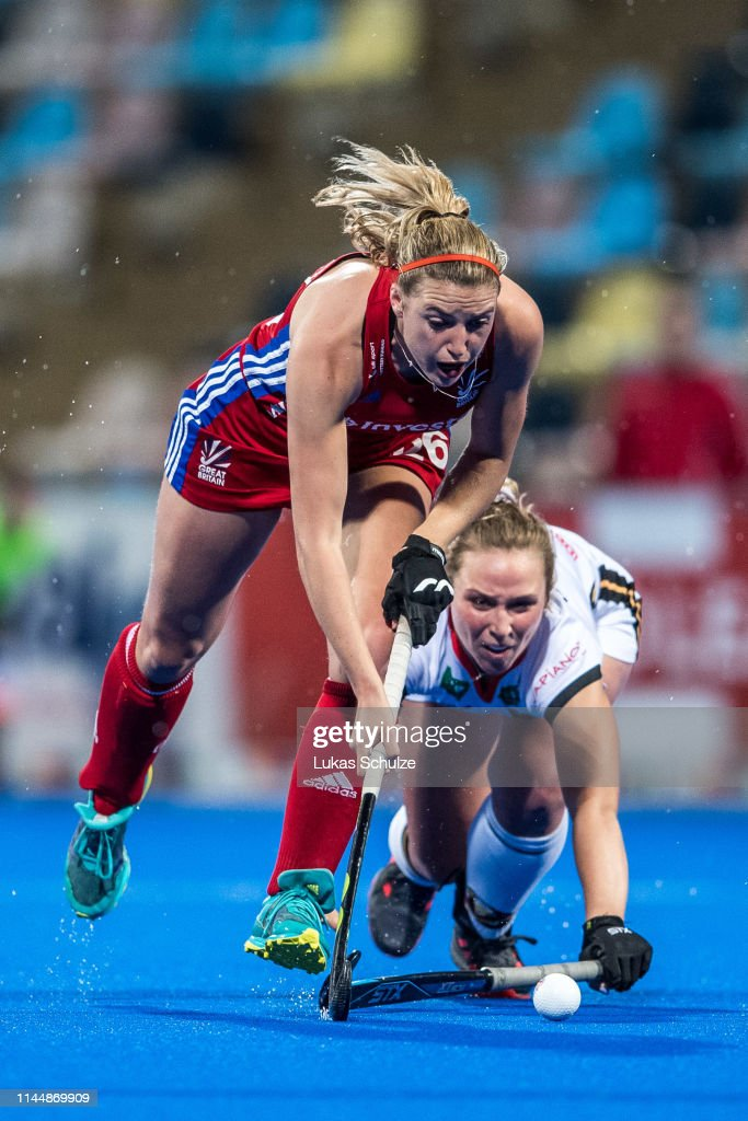 DEU: Germany v Great Britain - Women's FIH Field Hockey Pro League