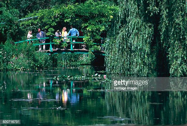 Lily Pond Monet's House Giverny France