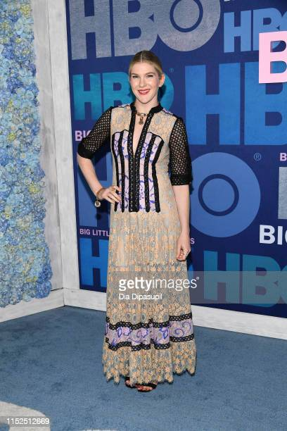 Lily Rabe attends the Big Little Lies Season 2 Premiere at Jazz at Lincoln Center on May 29 2019 in New York City
