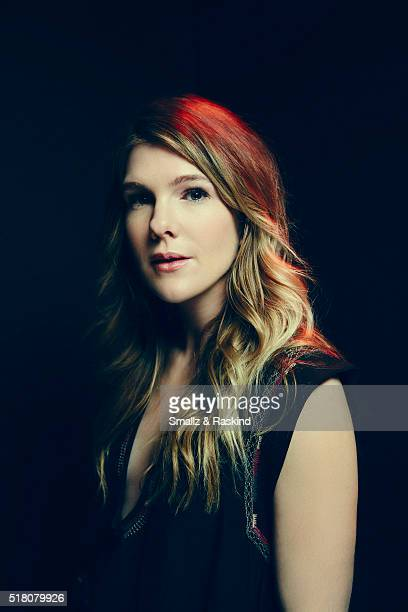 Lily Rabe poses for a portrait in the Getty Images SXSW Portrait Studio Powered By Samsung on March 13 2016 in Austin Texas