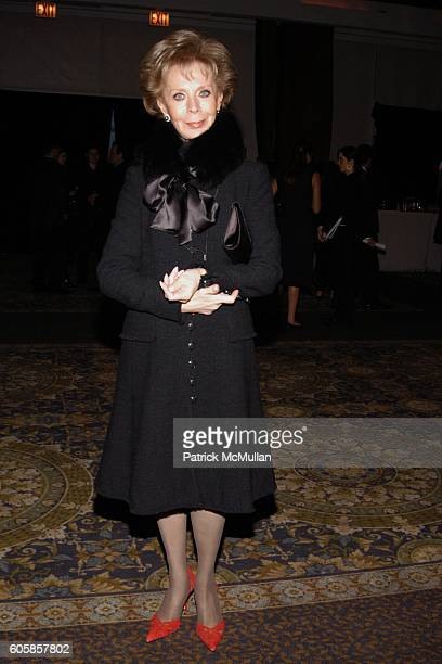 Lily Safra attends Special Premiere of SPEAK TRUTH TO POWER to Benefit the Kennedy Center with Former President Bill Clinton as Guest of Honor at...
