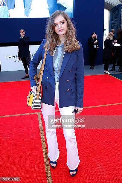 Lily Taieb attends Tommy Hilfiger hosts Tommy X Nadal Party Photocall on May 18 2016 in Paris