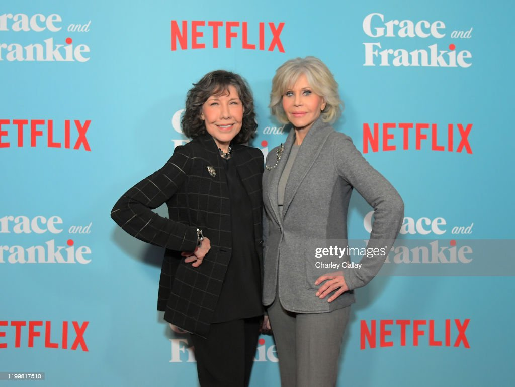 """Netflix Presents A Special Screening Of """"GRACE AND FRANKIE"""" - Season 6 : News Photo"""
