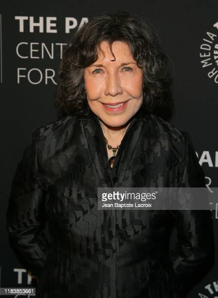 Lily Tomlin attends the Paley Honors A Special Tribute To Television's Comedy Legends at the Beverly Wilshire Four Seasons Hotel on November 21 2019...
