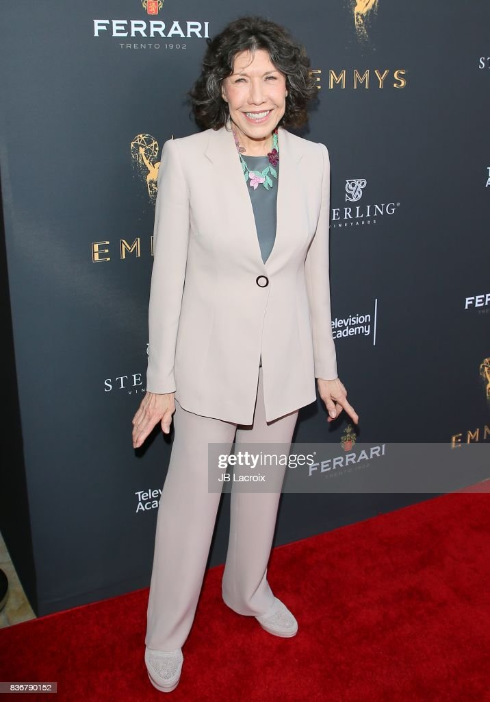 Lily Tomlin attends the Television Academy's Performers Peer Group Celebration on August 22, 2017 in Los Angeles, California.
