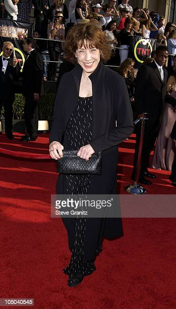 Lily Tomlin during 9th Annual Screen Actors Guild Awards Arrivals at Shrine Exposition Center in Los Angeles California United States