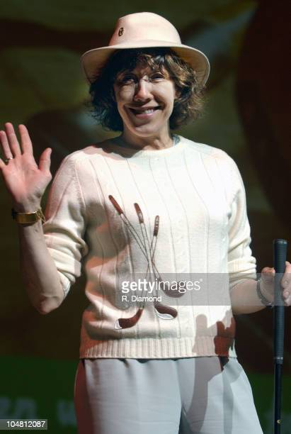 """Lily Tomlin during G-CAPP'S """"The Retro Premier"""" of 9 to 5- Live Auction at Woodruff Arts Center in Atlanta, Georgia, United States."""