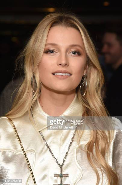 Lily Travers attends the Screen International PreCannes Film Festival VIP party at The Athenaeum on May 7 2019 in London England