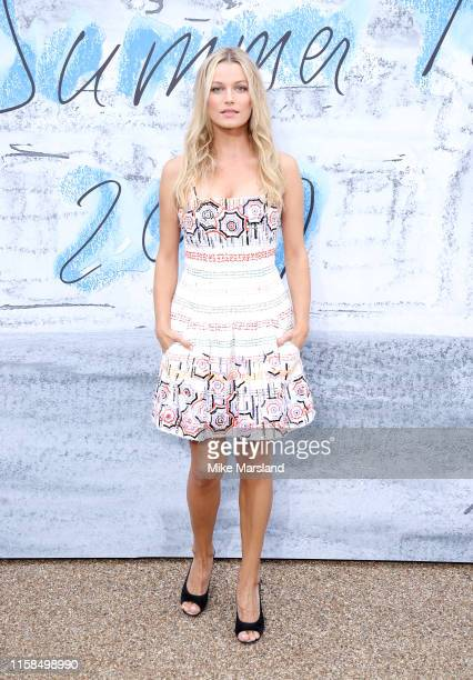 Lily Travers attends The Summer Party 2019 Presented By Serpentine Galleries And Chanel at The Serpentine Gallery on June 25 2019 in London England