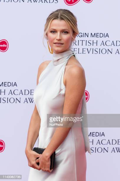 Lily Travers attends the Virgin Media British Academy Television Awards ceremony at the Royal Festival Hall on 12 May 2019 in London England