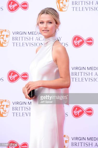 Lily Travers attends the Virgin Media British Academy Television Awards 2019 at The Royal Festival Hall on May 12 2019 in London England