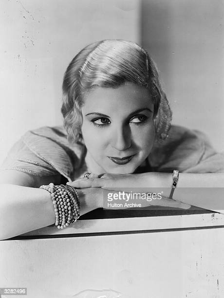 Lilyan Tashman the American silent screen actress stars in 'Up Pops The Devil' directed by A Edward Sutherland for Paramount