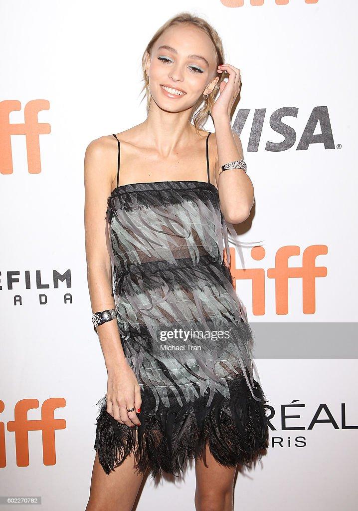 "2016 Toronto International Film Festival - ""Planetarium"" Premiere - Arrivals : News Photo"