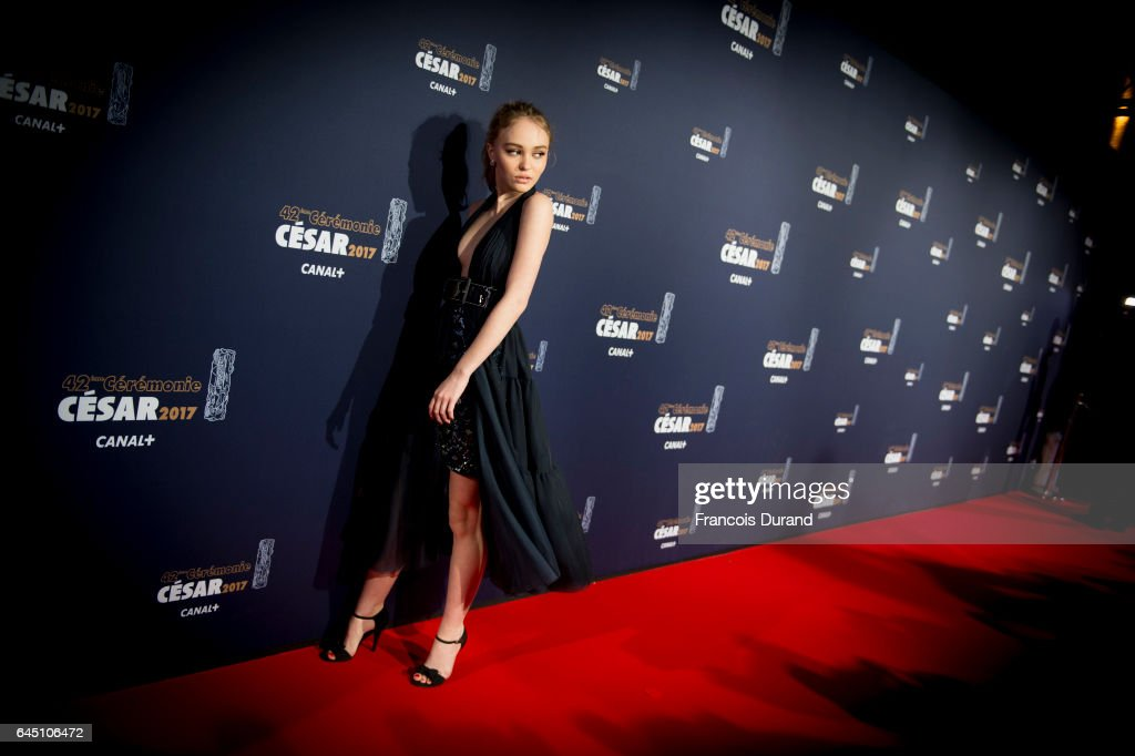 Red Carpet Arrivals - Cesar Film Awards 2017 At Salle Pleyel : News Photo