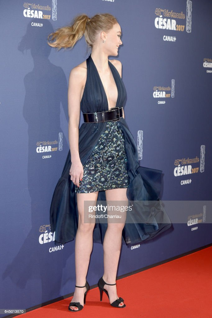 Red Carpet Arrivals - Cesar Film Awards 2017 At Salle Pleyel : News Photo