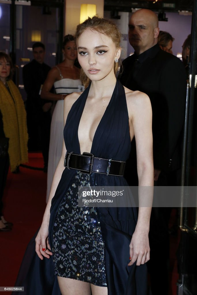 Cocktail Party- Cesar Film Awards 2017 At Salle Pleyel : News Photo