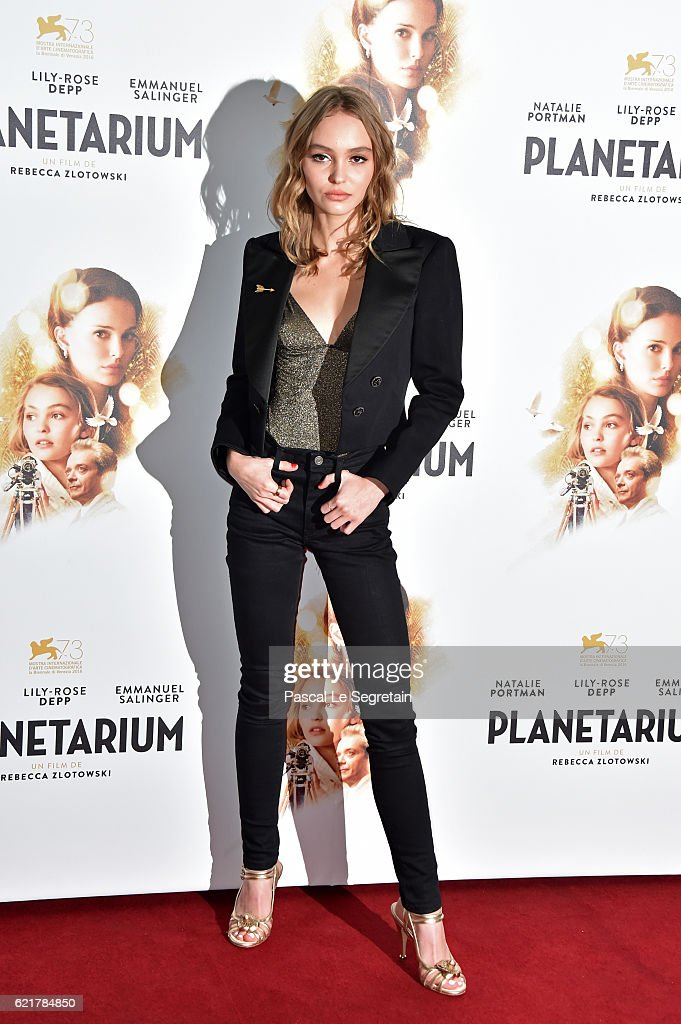 Planetarium Paris Premiere At Cinema Le Grand Rex