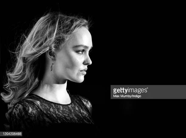 LilyRose Depp attends the EE British Academy Film Awards 2020 at the Royal Albert Hall on February 2 2020 in London England