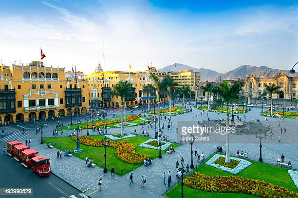 lima, peru - lima stock pictures, royalty-free photos & images