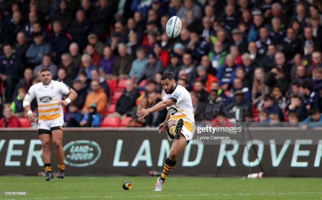 Sale Sharks v Wasps - Gallagher Premiership Rugby