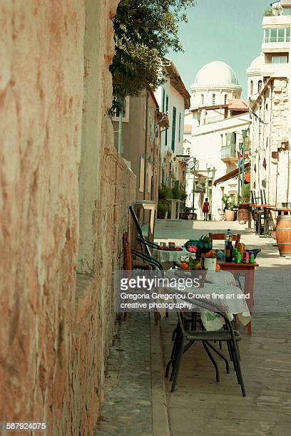 limassol old town - gregoria gregoriou crowe fine art and creative photography. stock pictures, royalty-free photos & images