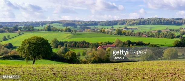 リンブルフ州の風景 - オランダ リンブルフ州 ストックフォトと画像