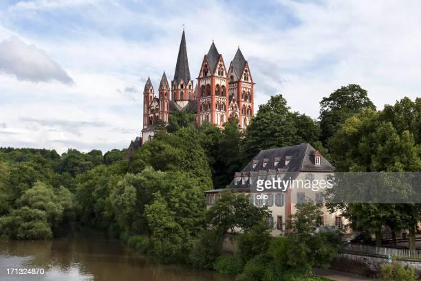 Limburger Dom, Limburg Cathedral and River Lahn