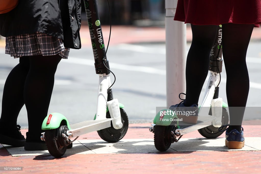 Rise In Injury Claims Following Launch Of Electric Scooters In New Zealand : News Photo