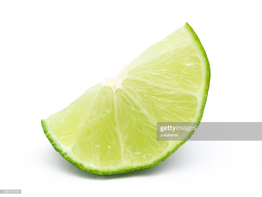 Rondelle de citron vert : Photo