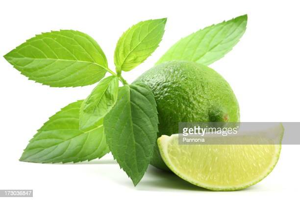 Lime with Mint