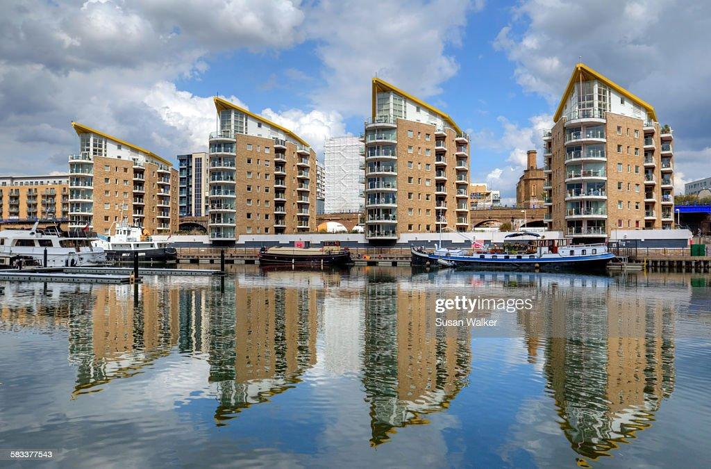 Limehouse, London : Stock Photo