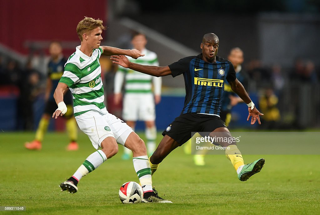Inter Milan v Celtic FC - International Champions Cup : News Photo