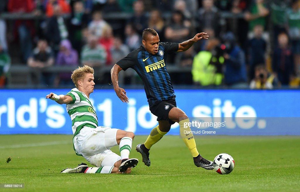 Inter Milan v Celtic FC - International Champions Cup : News Photo