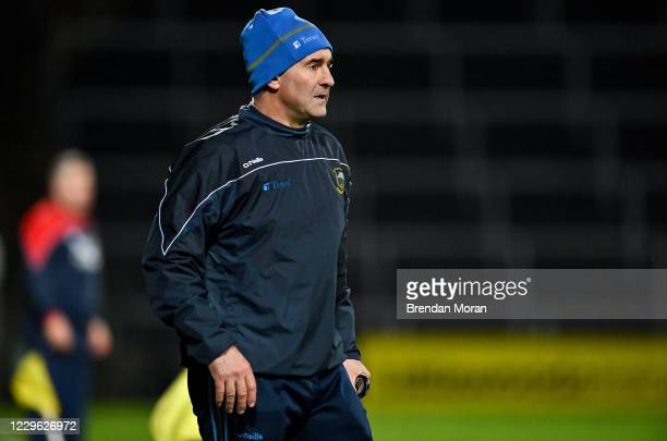 Limerick , Ireland - 14 November 2020; Tipperary manager Liam Sheedy during the GAA Hurling All-Ireland Senior Championship Qualifier Round 2 match...