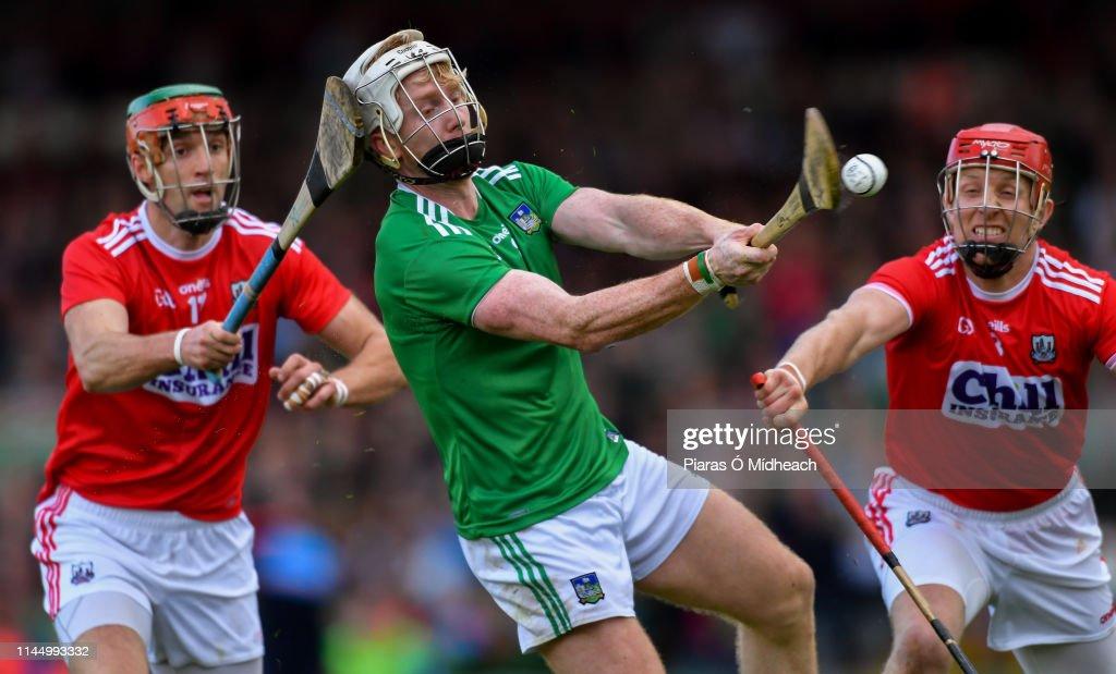 IRL: Limerick v Cork - Munster GAA Hurling Senior Championship Round 2