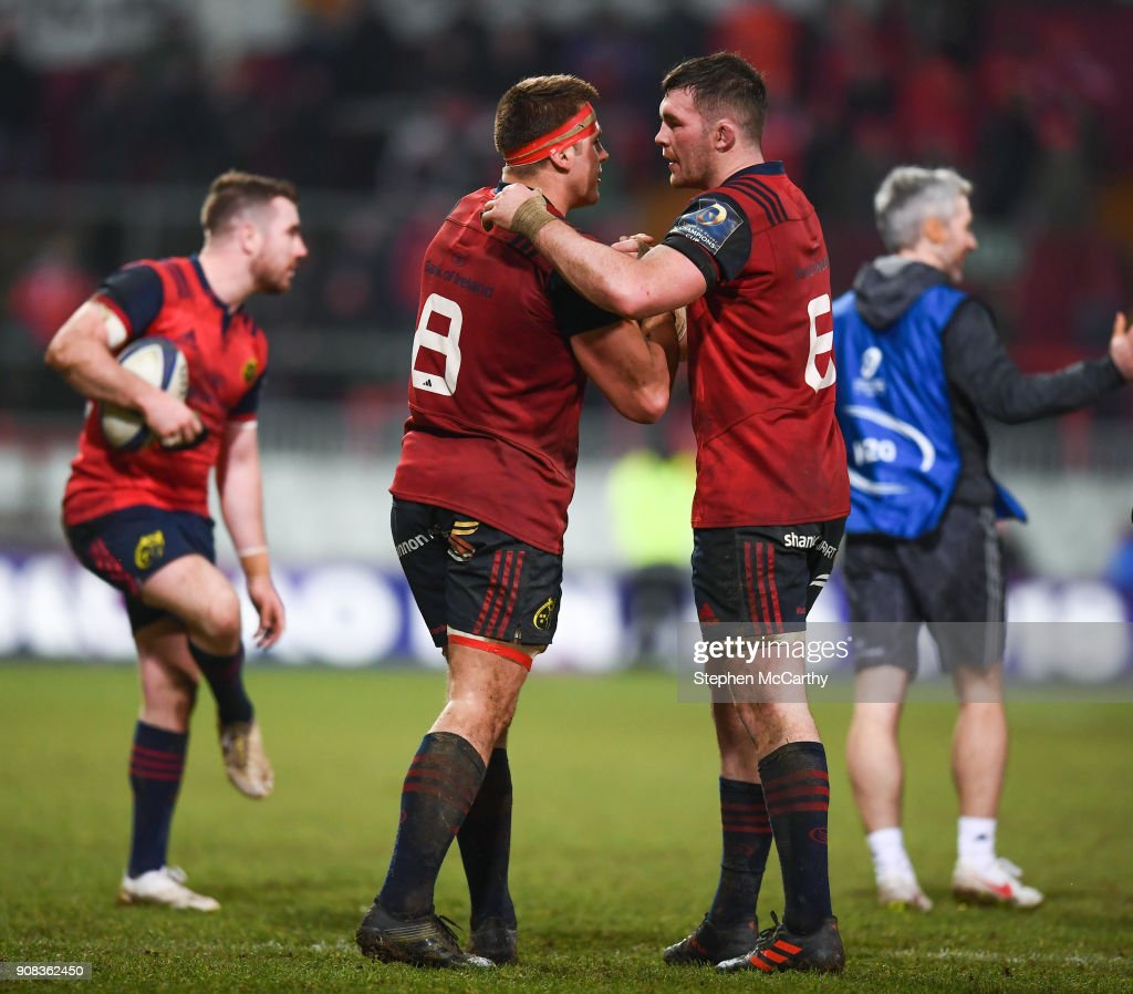 Munster Rugby v Castres Olympique -  Champions Cup