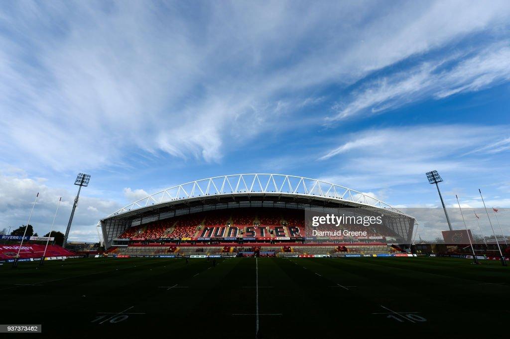 Munster v Scarlets - Guinness PRO14 Round 18