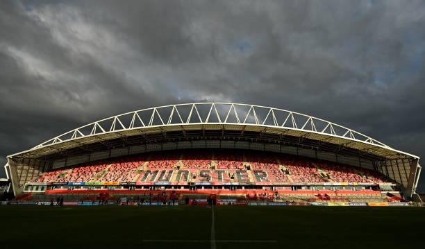 IRL: Munster v Cell C Sharks - United Rugby Championship