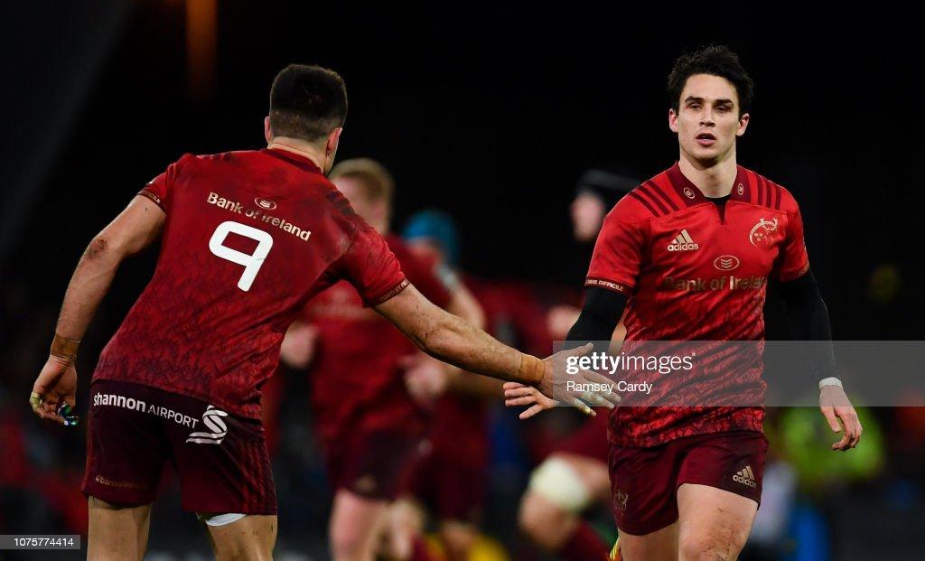 Munster v Leinster - Guinness PRO14 Round 12 : News Photo