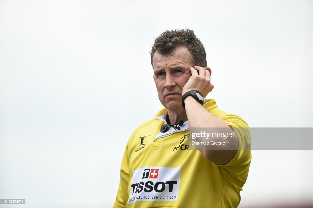 Munster v RC Toulon - European Rugby Champions Cup quarter-final : News Photo