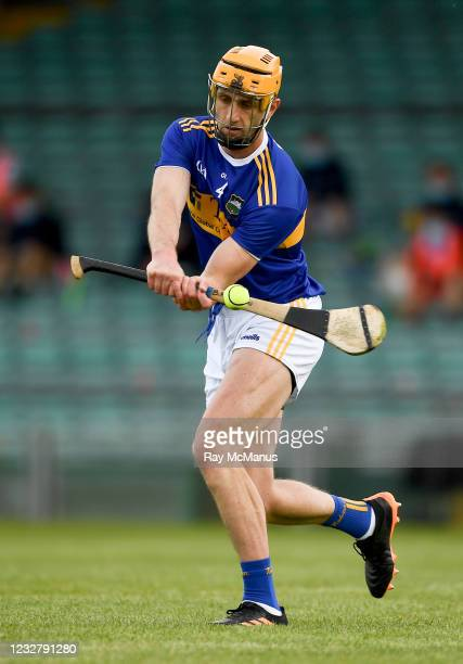 Limerick , Ireland - 8 May 2021; Barry Heffernan of Tipperary during the Allianz Hurling League Division 1 Group A Round 1 match between Limerick and...