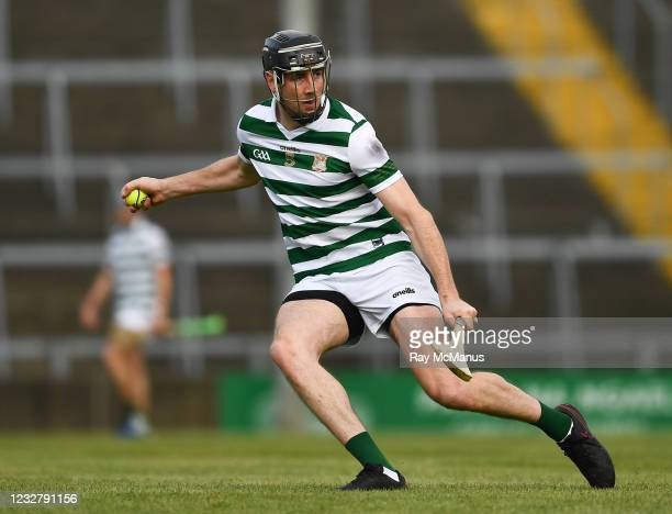 Limerick , Ireland - 8 May 2021; Diarmaid Byrnes of Limerick during the Allianz Hurling League Division 1 Group A Round 1 match between Limerick and...
