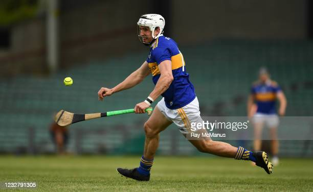 Limerick , Ireland - 8 May 2021; Patrick Maher of Tipperary during the Allianz Hurling League Division 1 Group A Round 1 match between Limerick and...