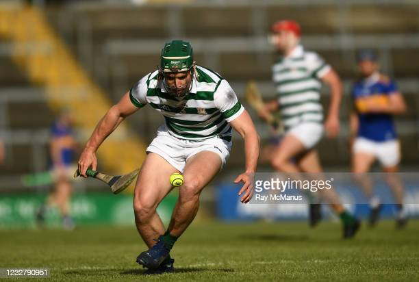 Limerick , Ireland - 8 May 2021; Seán Finn of Limerick during the Allianz Hurling League Division 1 Group A Round 1 match between Limerick and...