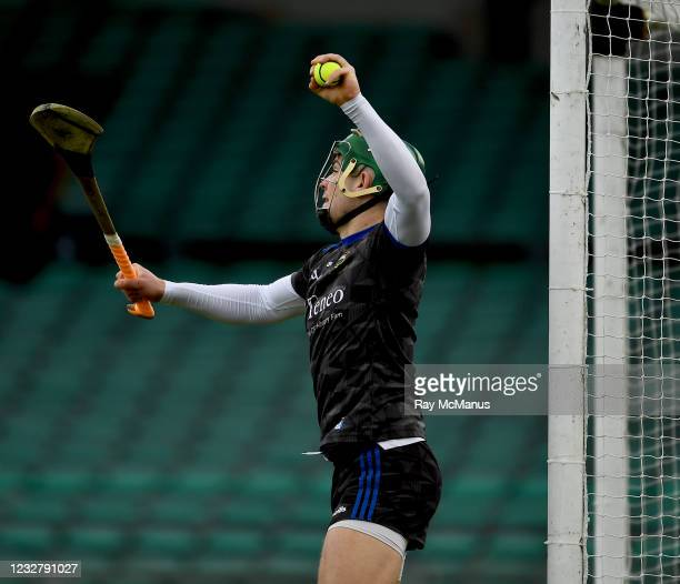 Limerick , Ireland - 8 May 2021; Tipperary goalkeeper Barry Hogan during the Allianz Hurling League Division 1 Group A Round 1 match between Limerick...