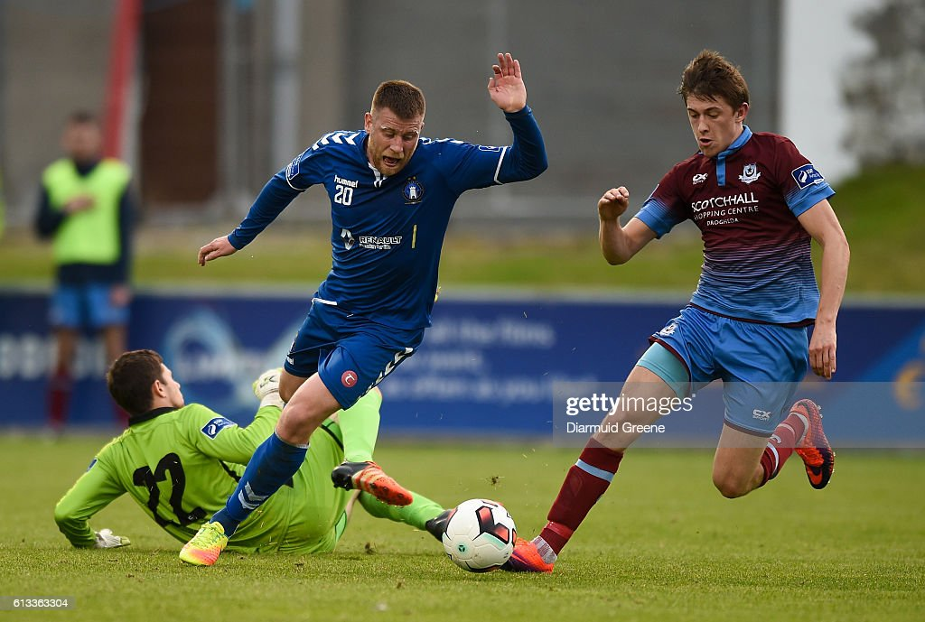 Limerick FC v Drogheda United - SSE Airtricity League First Division : News Photo